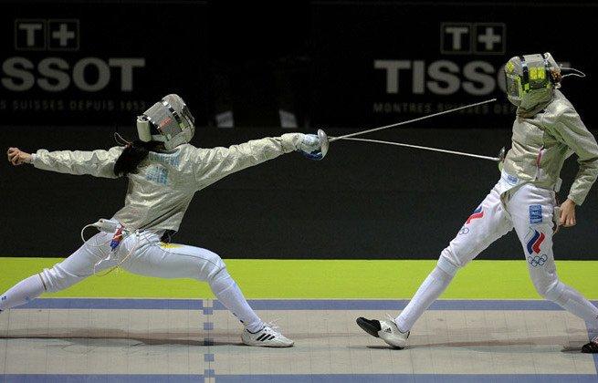Студия «Силуэт» научит фехтовать