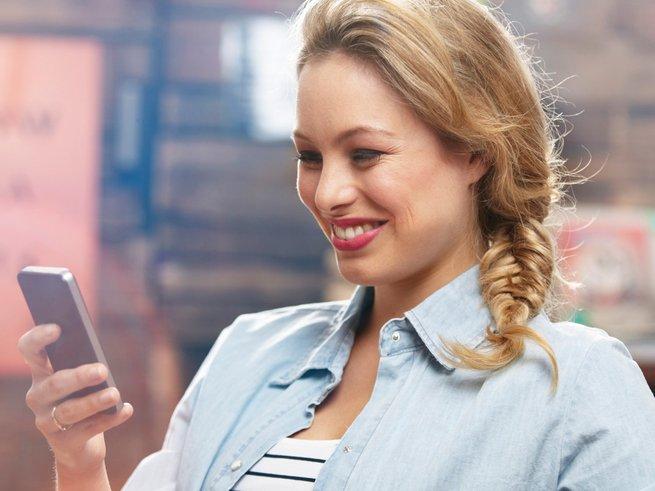 Смартфоны способствуют появлению морщин