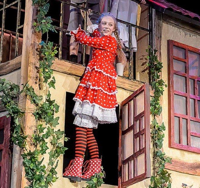 Пеппи Длинныйчулок ждёт взрослых и детей