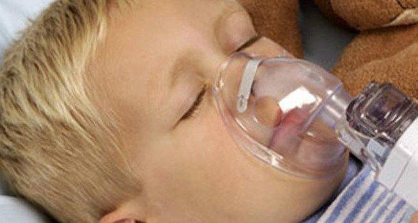 Как вылечить больное горло ребёнку 7 лет