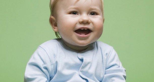 Гимнастика для ребенка 6 месяцев