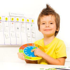 7 способов научить ребёнка определять время