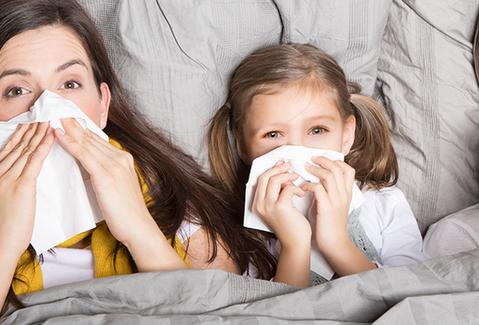 6 советов, которые не помогут при простуде