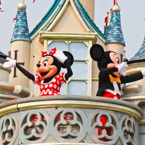 Disney  открывает в России свои магазины игрушек