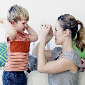 Как бороться с агрессией ребёнка