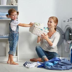 Суперпомощница: стиральная машина с технологией автоматического выведения пятен