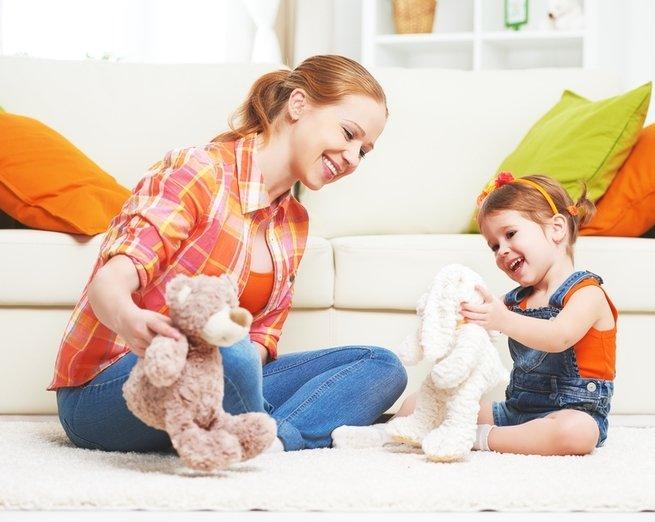 8 игрушек, которые понравятся маме и дочке