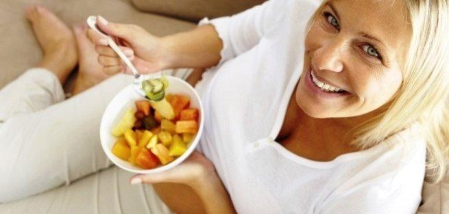 Питание во время первого триместра беременности