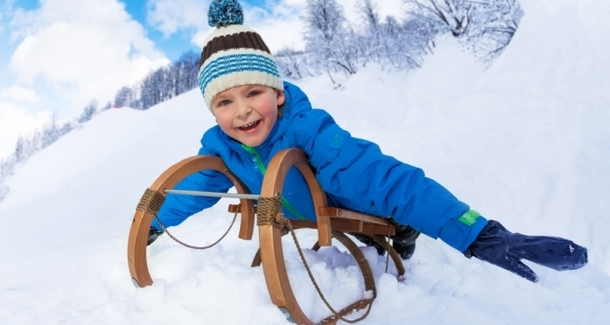 Чем заняться c ребёнком на новогодних каникулах?