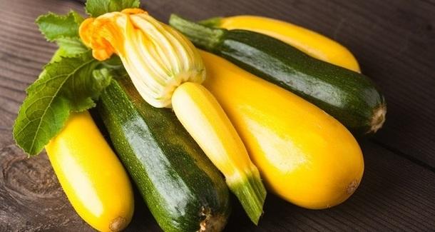 5 классных рецептов с молодыми кабачками