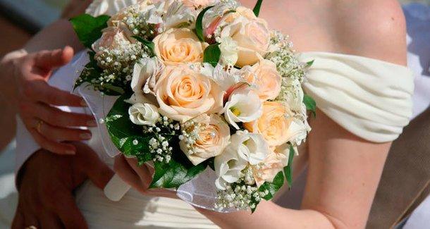 Свадебные букеты для невест