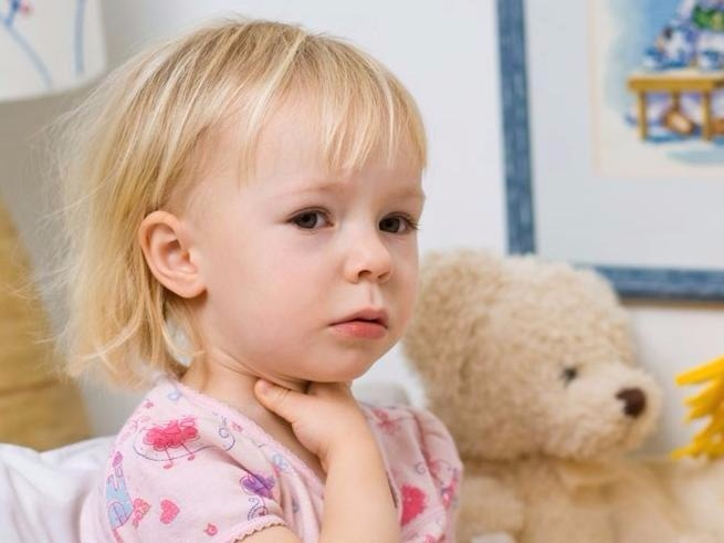 Лечение кашля у детей 6 лет