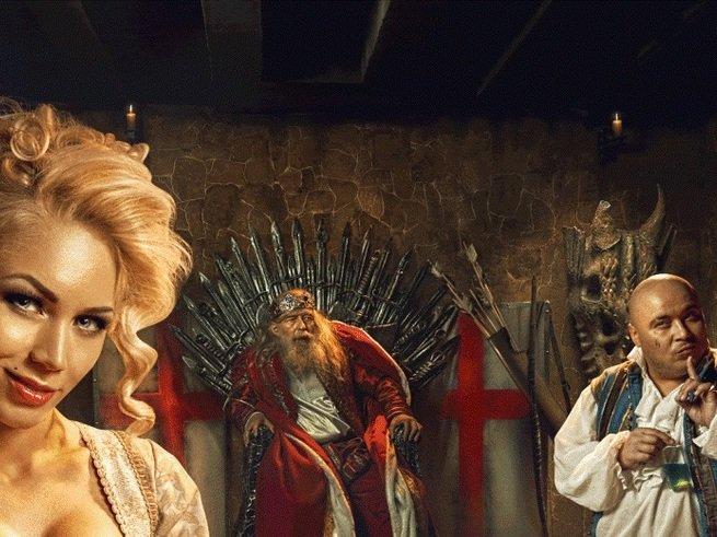 Погрузитесь в суперквест для взрослых «Игра престолов» в Москве