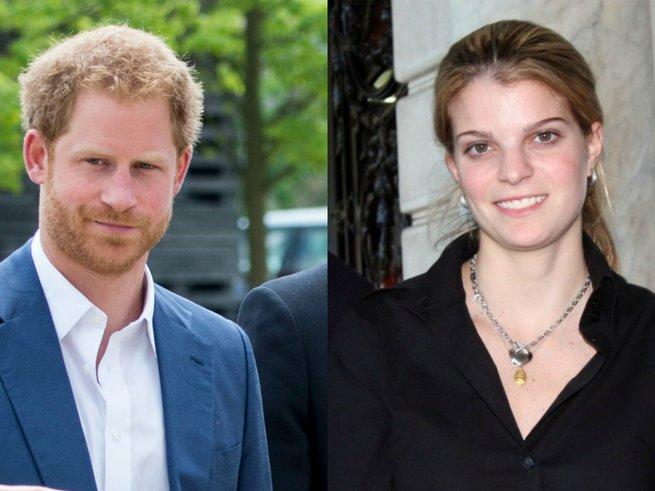 Принц Гарри встречается с самой богатой женщиной мира