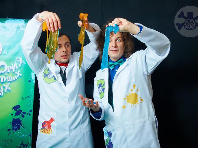 В Москве пройдёт научно-популярное шоу  Science Slam