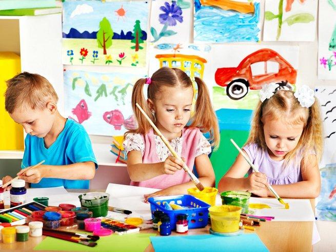 Как помочь ребёнку развить творческие способности