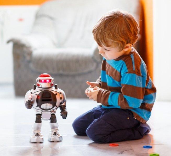 В «Музеоне» пройдёт занятие по робототехнике для детей