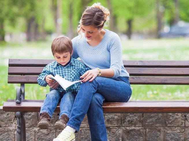 Как заставить ребенка ненавидеть чтение: вредные советы