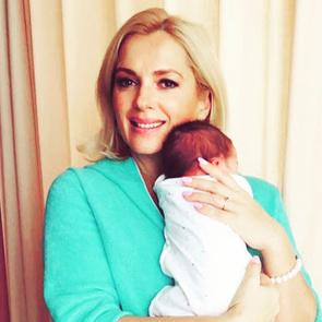 Мария Порошина родила пятого ребенка в 45 лет