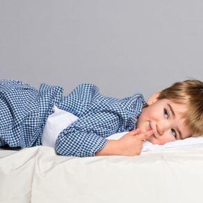 6 причин, по которым ребёнок не может уснуть