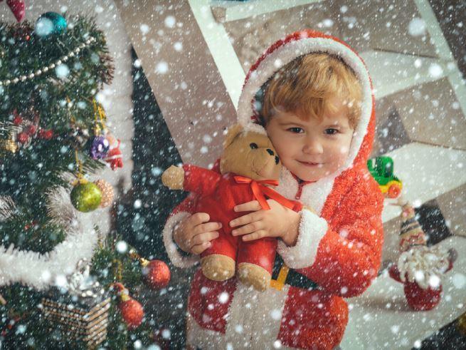 Топ-10 новогодних подарков для мальчика в 2 года