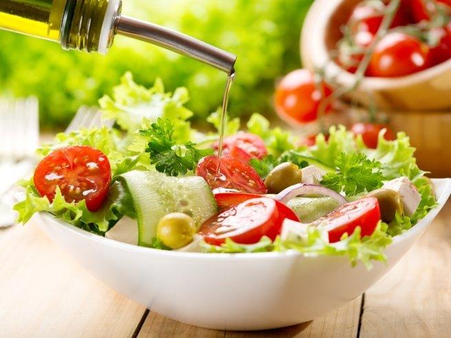 9 вкусных салатов на каждый день
