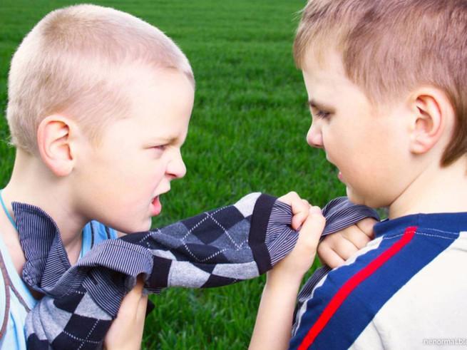Почему мальчиков нужно учить драться