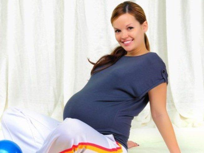 Фитнес во 2 триместре беременности