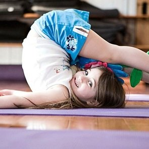 Гимнастика и зарядка для детей в 8 лет