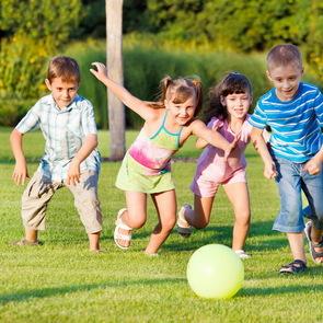 Учёные: дети перестают двигаться с семи лет