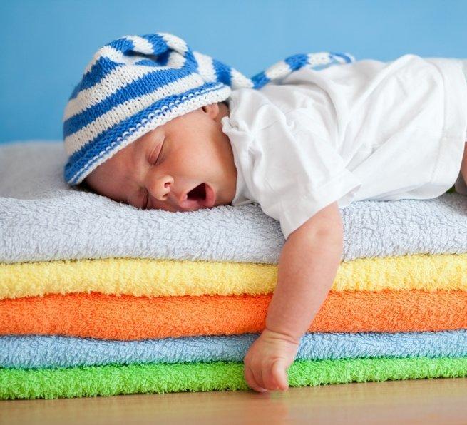 Гигиена новорожденного ребенка