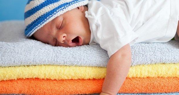 Важные гигиенические процедуры для новорождённого