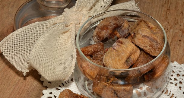 Польза сушёного инжира для организма