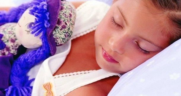 Сон ребёнка в 8 лет