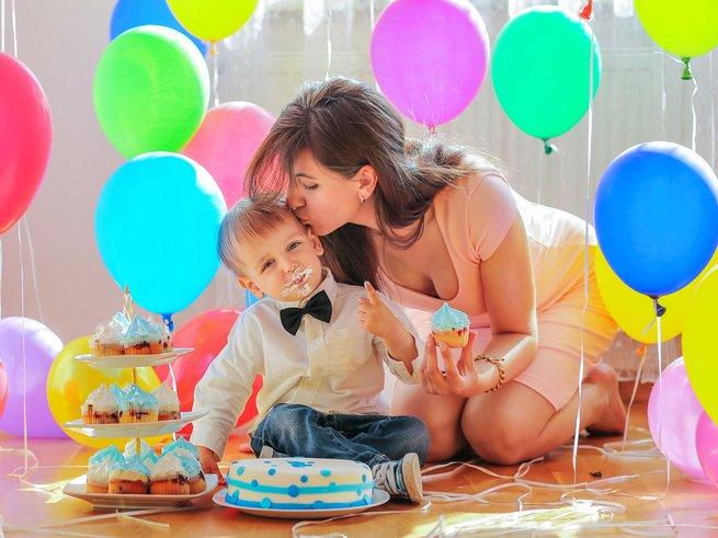 Что подарить на первый День рождения: 7 оригинальных идей