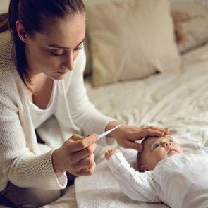 Ученые выявили главные симптомы менингита у младенцев
