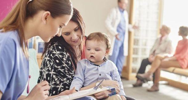 7 фраз, которые злят всех мам в детской поликлинике