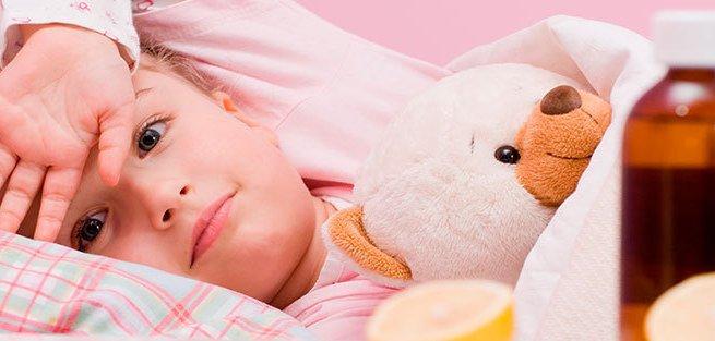 Ангина у детей: симптомы и последствия