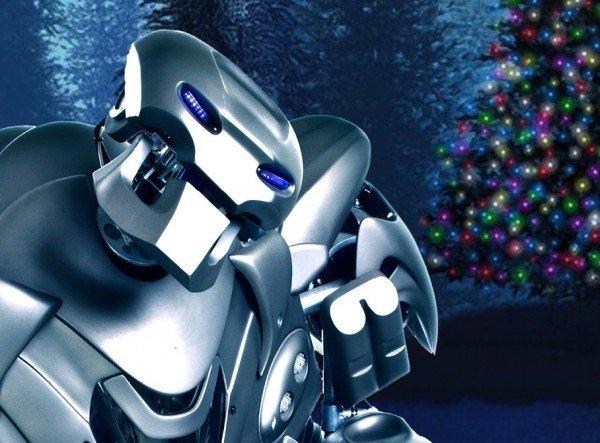 Роботы приглашают на новогоднюю перезагрузку