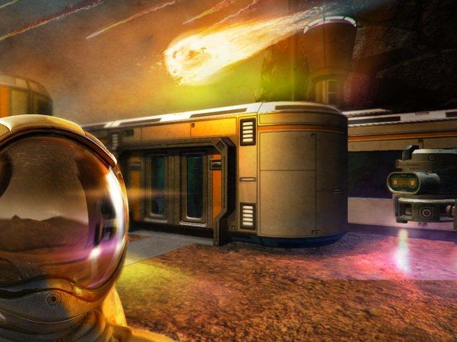 «Миссия Марс»: первый в России аттракцион виртуальной реальности