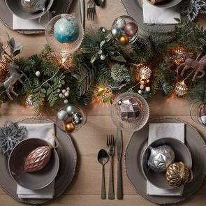 ИМПЕРИЯ представляет новогоднее меню