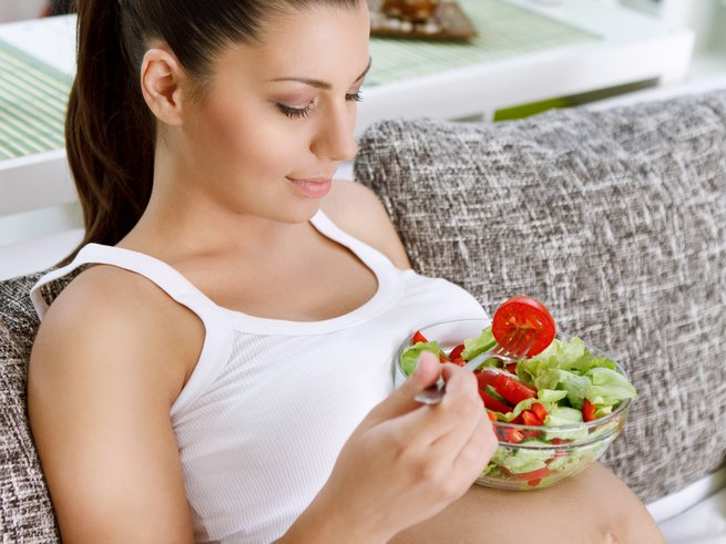 Как питаться на 8 неделе беременности
