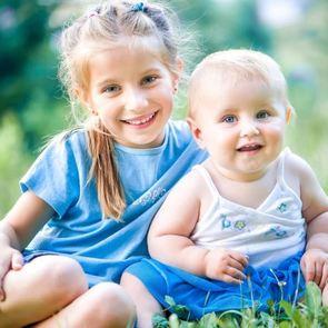 Идеальной разницы в возрасте между детьми нет... или есть?