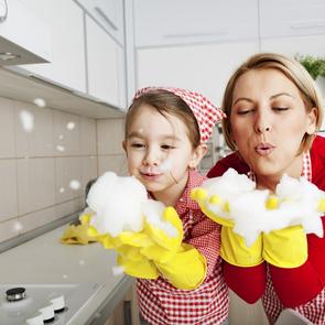 Мамин опыт: я плохая хозяйка, но хорошая мама