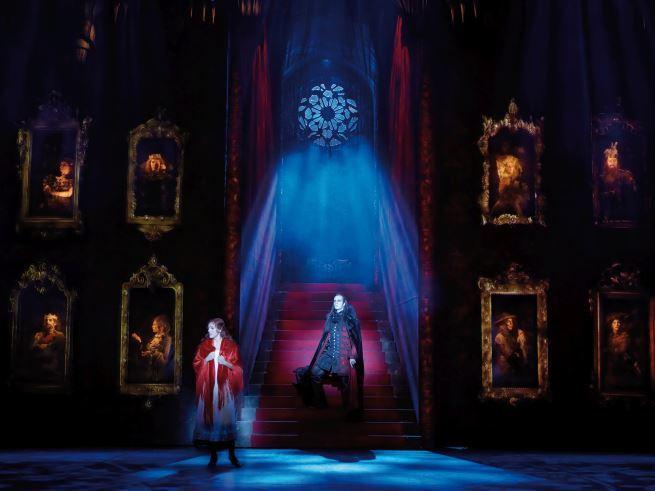 Культовый мюзикл «Бал вампиров» - скоро в Москве!