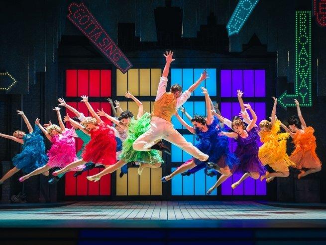 Фееричное шоу «Broadway Dreams» пройдёт в Москве