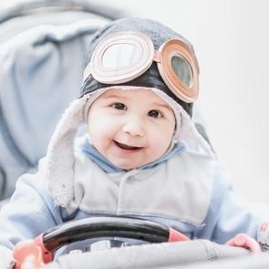 Всё, что нужно знать о перелётах с детской коляской