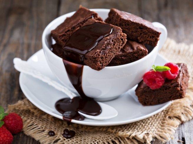 Очень шоколадные блюда для сладкоежек