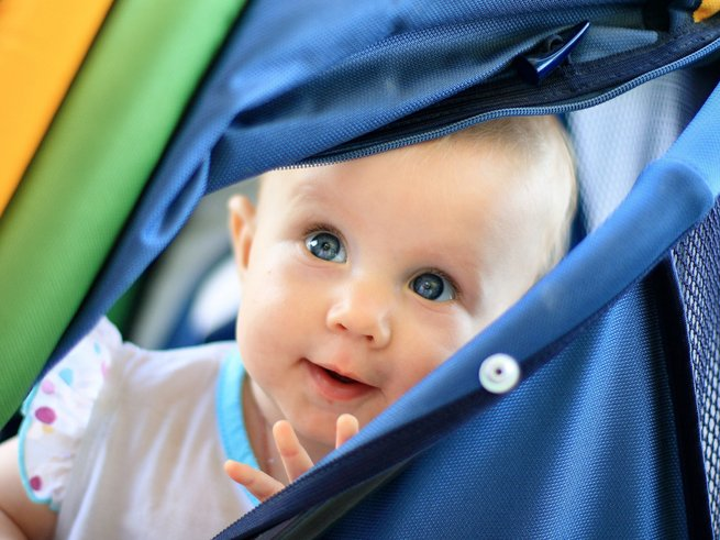 Сон ребёнка в 10 месяцев