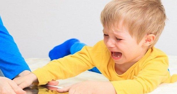 Как правильно вести себя с ребенком